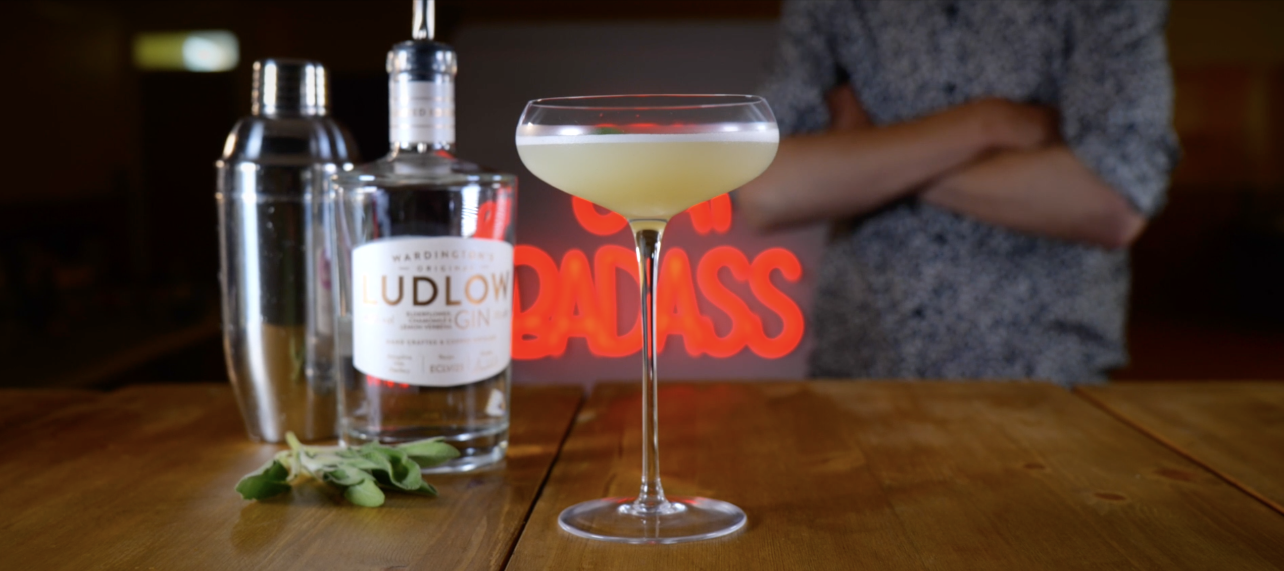 Working with Ludlow Gin